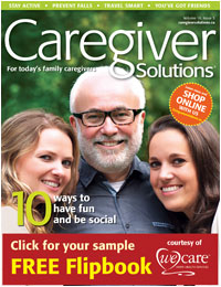 Caregiver Solutions Magazine - fall 2014