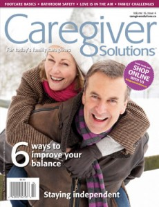 Caregiver Solutions Winter 2014/2015
