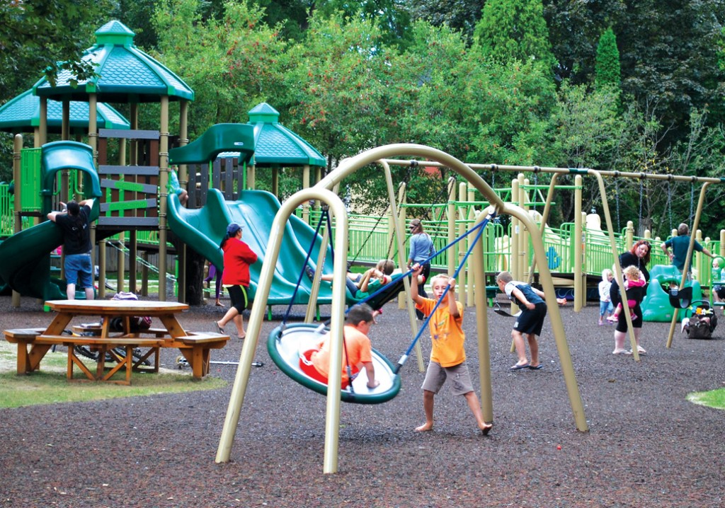 EnAbling Playspaces