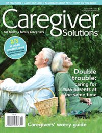 Caregiver Summer17_Cover