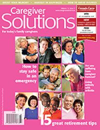 Caregiver Solutions Magazine fall 2013