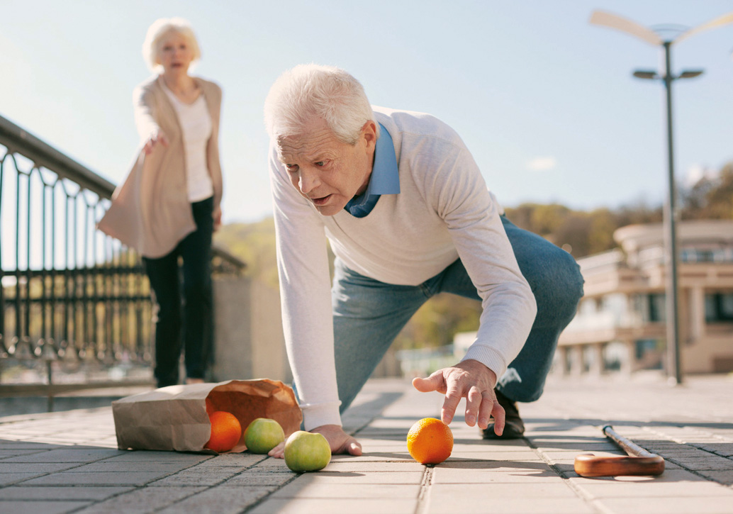 Don't Fall For It...Fall Prevention